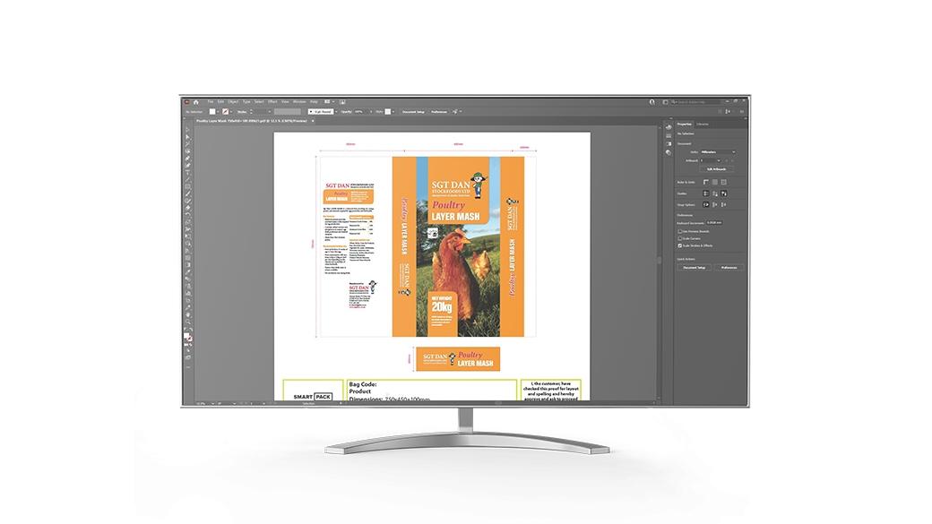 designing packaging