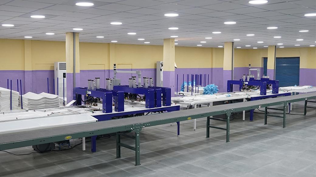 bulk bag manufacturing factory