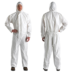 disposable coveralls ppe